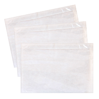 Plain Document Enclosed A4 Self Adhesive Wallets